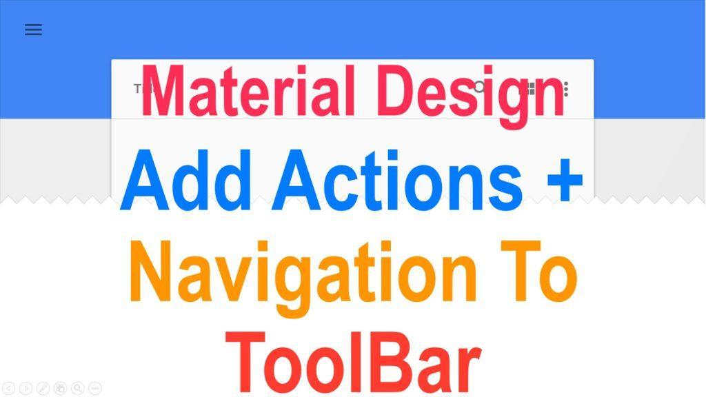 2382 217 Android Toolbar Menu | coursetro.com