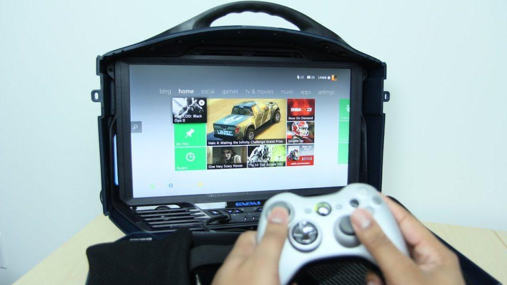 2419 Halo UNSC Vanguard Mobile Gaming Case Review