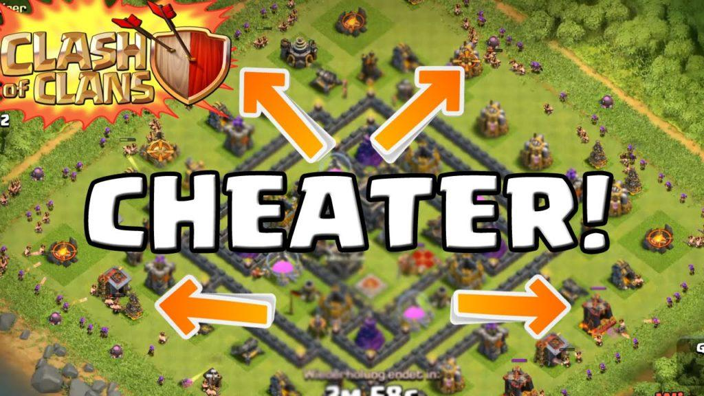 2441 CHEATER!    CLASH OF CLANS    Let's Play CoC [Android iOS PC]