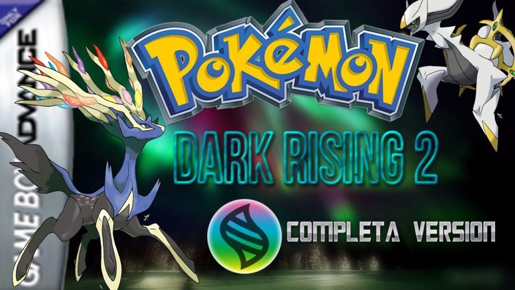 2479 Pokemon Dark Rising 2 Para Android Hackrom My Boy! GBA PC