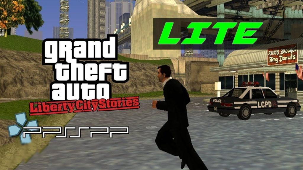 2586 GTA Liberty City Stories Versão Lite para Android