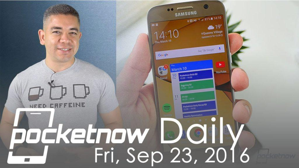 2590 Samsung Galaxy S8 Spec Options, Android anniversary & more - Pocketnow Daily