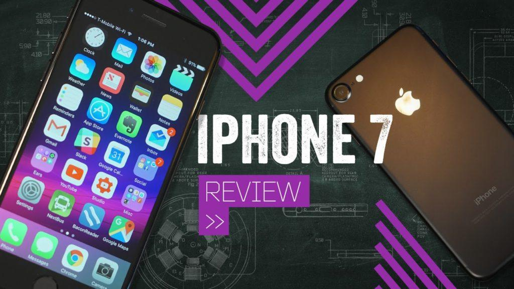 2600 iPhone 7 Review: Beyond The Boring