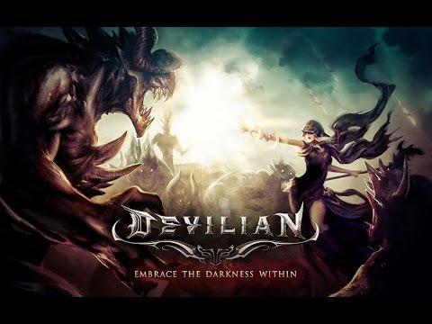 2608 Review รีวิวเกมส์ Devilian Mobile มามันกันแบบจัดเต็มแนวเวอร์ชั้น Eng ภาพสวยเลยแหละ ( เกมส์มือถือ )
