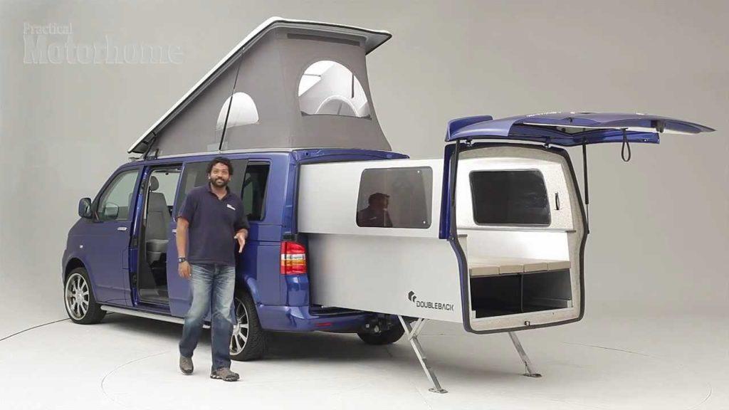 2612 Practical Motorhome Doubleback VW Camper review