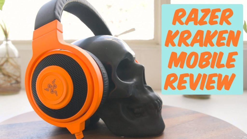 Razer Kraken Mobile Review