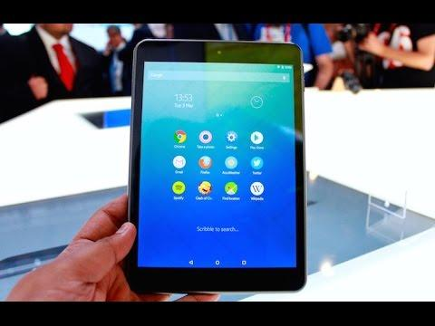 2750 Nokia N1 Android Tablet in the Flesh