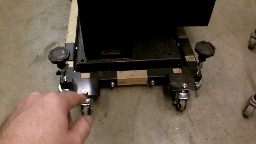 2799 Update - Harbor Freight Mobile Base Review Item 95288