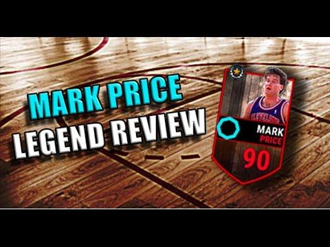 2865 Mark Price Review- NBA Live Mobile