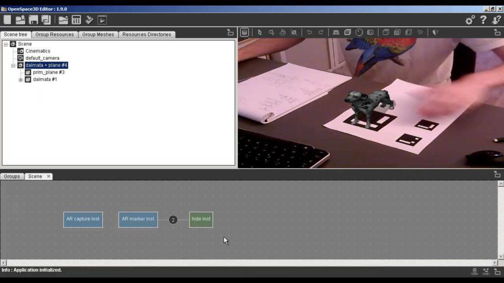 2953 OpenSpace3D tutorial : Android Export