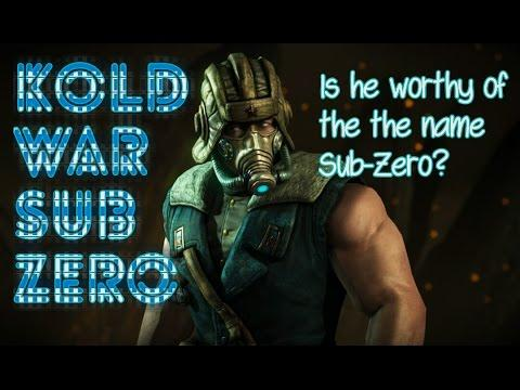 KOLD WAR SUB ZERO MAXED OUT STATS and special attacks. MKX MOBILE New Update 1.9 REVIEW & GAMEPLAY