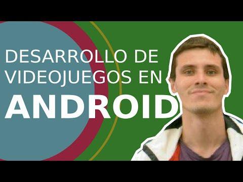2996 Desarrollo de videojuegos en Android #devHangout 045 con @carlospinan