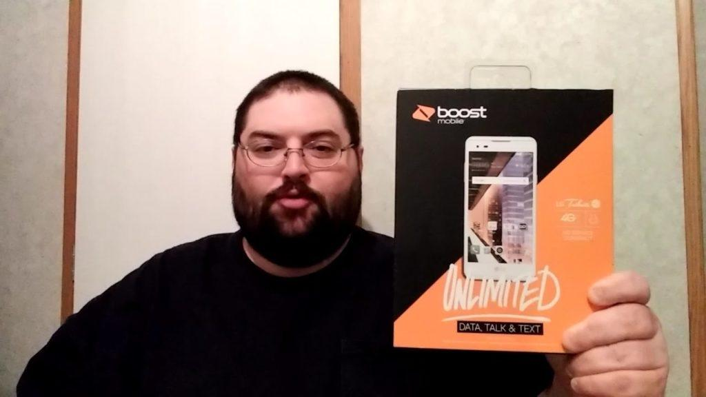 """3040 """"NEW"""" LG Tribute HD Unboxing ( Boost Mobile)"""