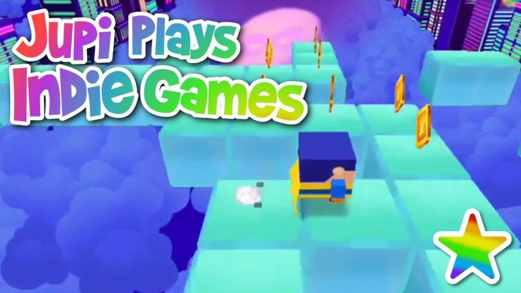 3046 Jupi Plays Indie Games [Android]: Zoom Blocks