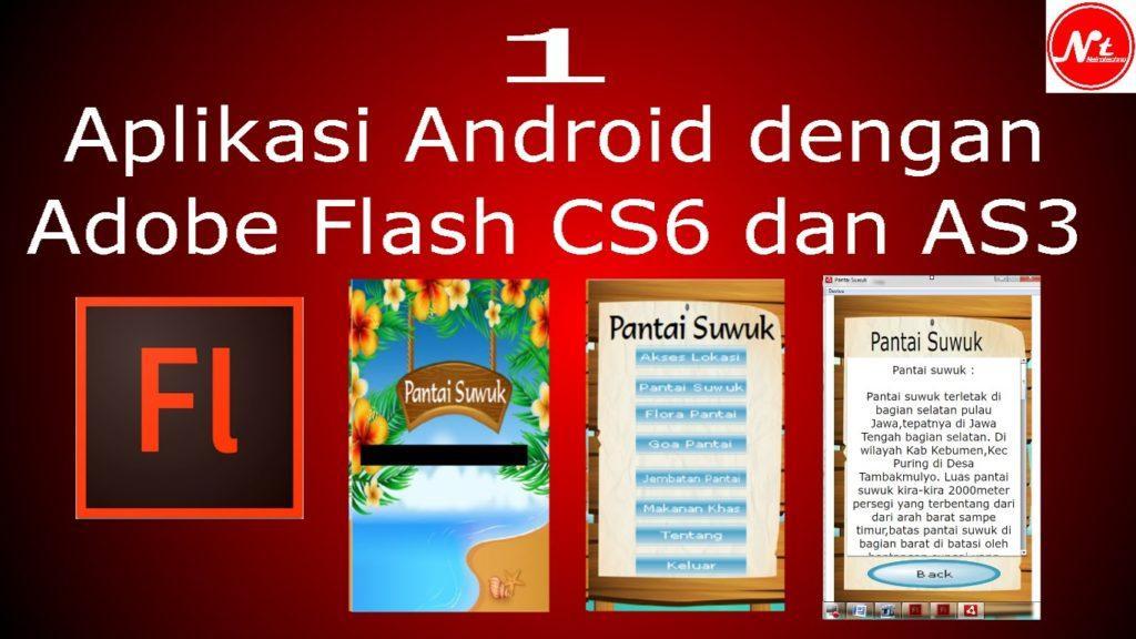 3076 1 Cara Membuat Aplikasi Android dengan Flash CS6 dan AS3