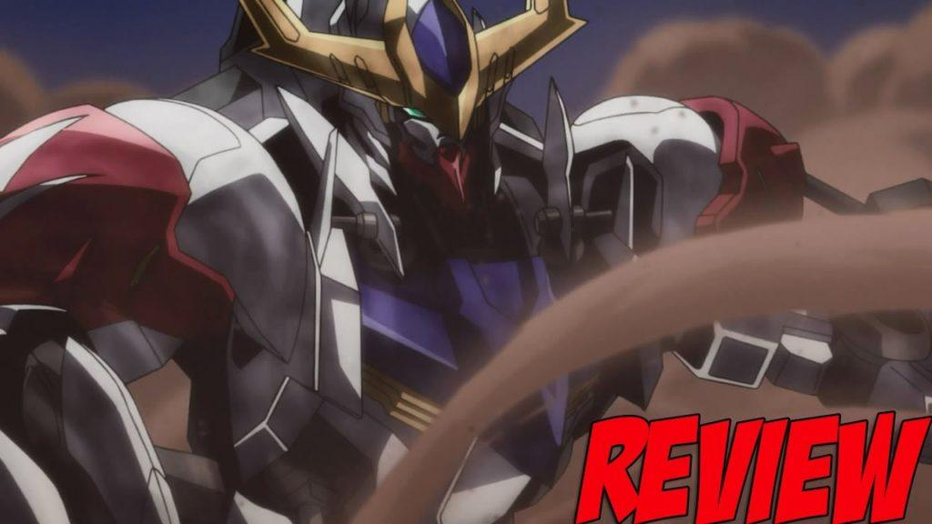 3109 Mobile Suit Gundam: Iron-Blooded Orphans Season 2 Episode 1 Review: The Spoils of War
