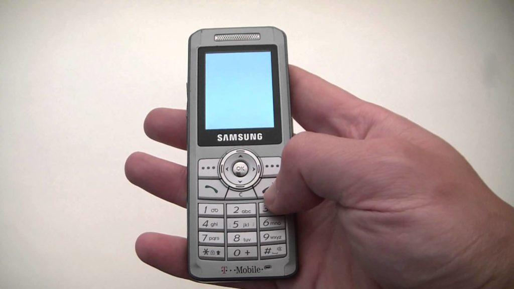 3180 Samsung SGHT509 T-Mobile Cell Phone Review