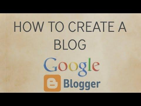 3237 How to create a blog on Android phone