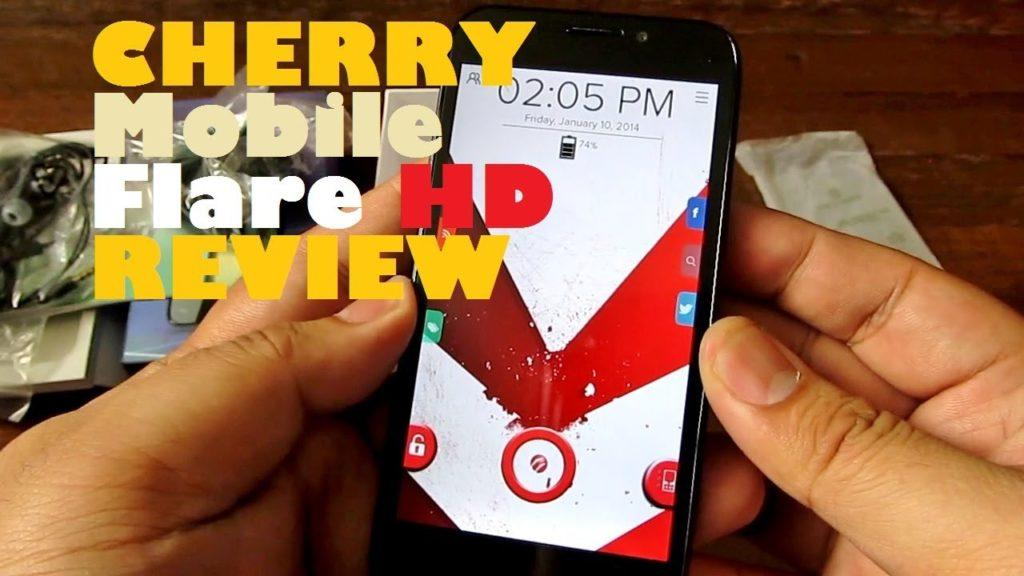 Cherry Mobile Flare HD Review — Quad-Core With 4.3″ HD Display & 12+5MP Cameras For Only PHP 5,499