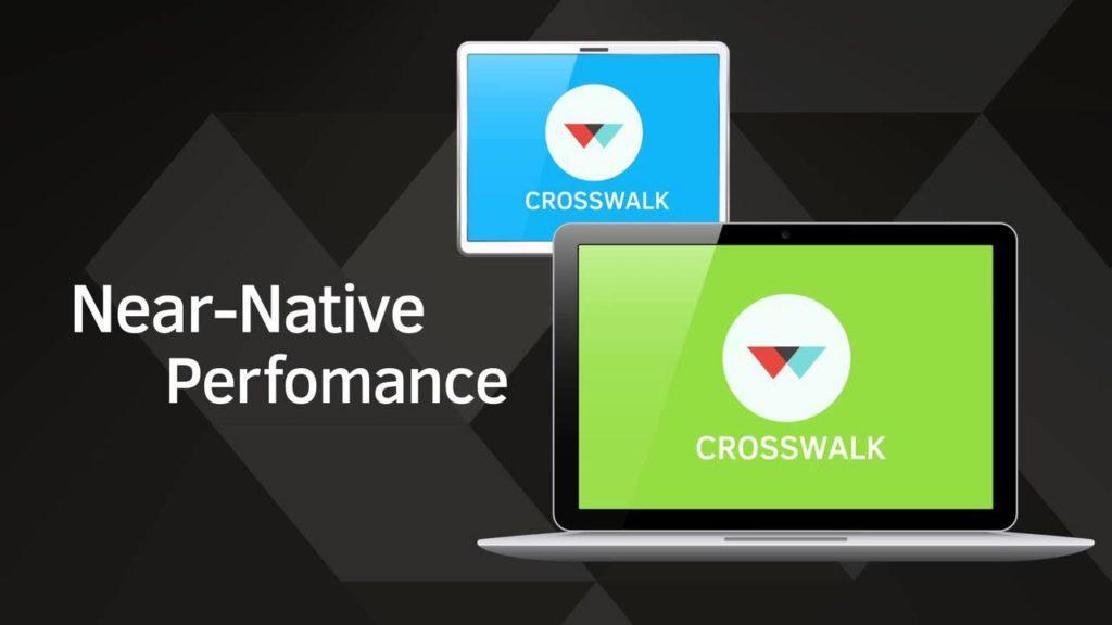 3364 Develop Around Device Fragmentation with Crosswalk