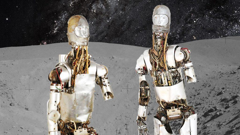 3411 Meet the Creepiest Android NASA Ever Built
