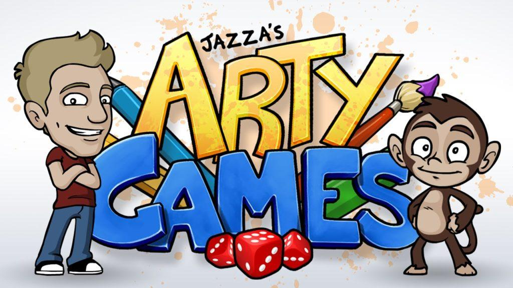 3432 JAZZA'S ARTY GAMES! (App for PC, Android and iOS)