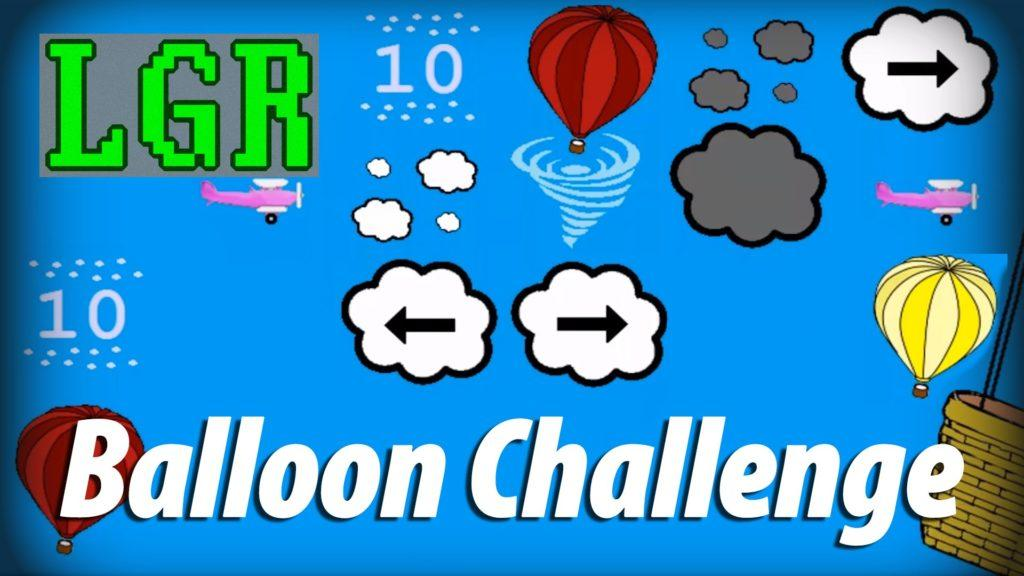 LGR – Balloon Challenge MS-DOS Port to Android