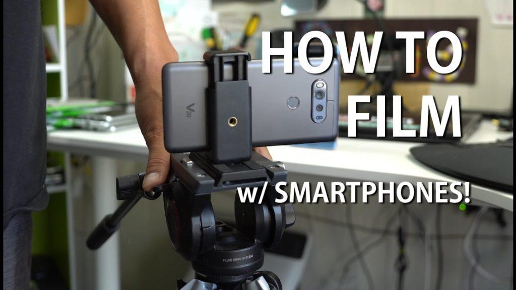 3511 How to Film Professional Videos w/ Android Smartphone!