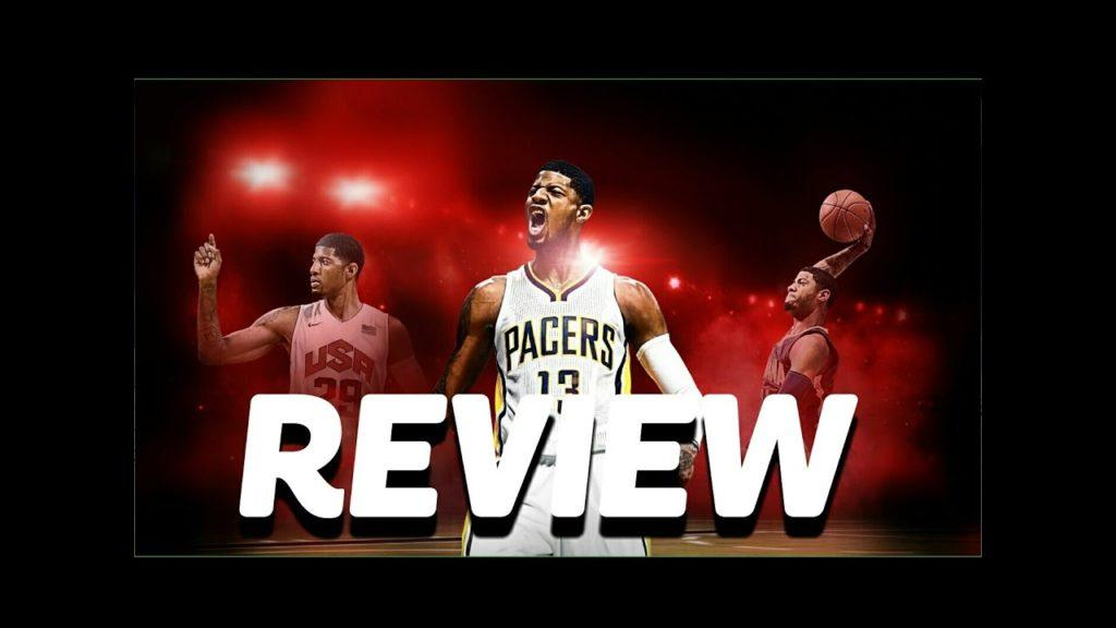 3572 NBA 2K17 Review [Mobile] Android & IOS