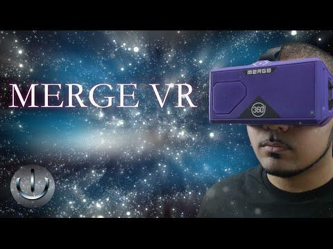 3602 Merge VR Goggles | Virtual Reality Headset for Android and iOS!