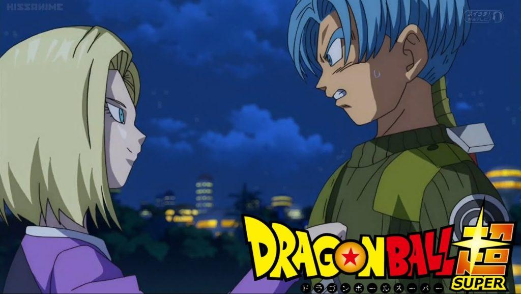Trunks meets Android 18