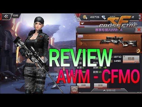 3636 - ●[CF MOBILE] REVIEW #09 - AWM-CFMO●