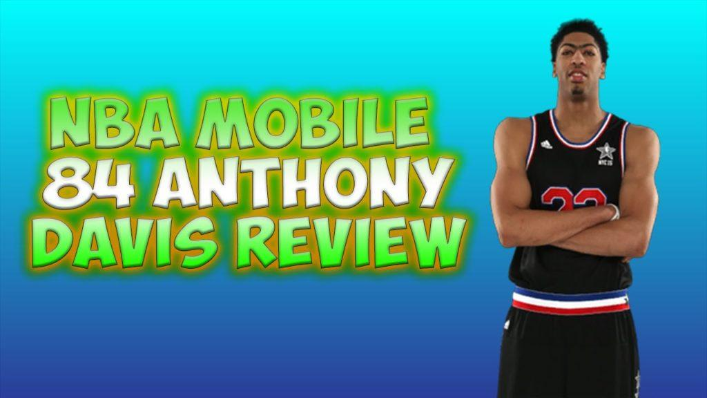 3657 NBA Mobile - Anthony Davis Review - Offense + Defense Highlights!