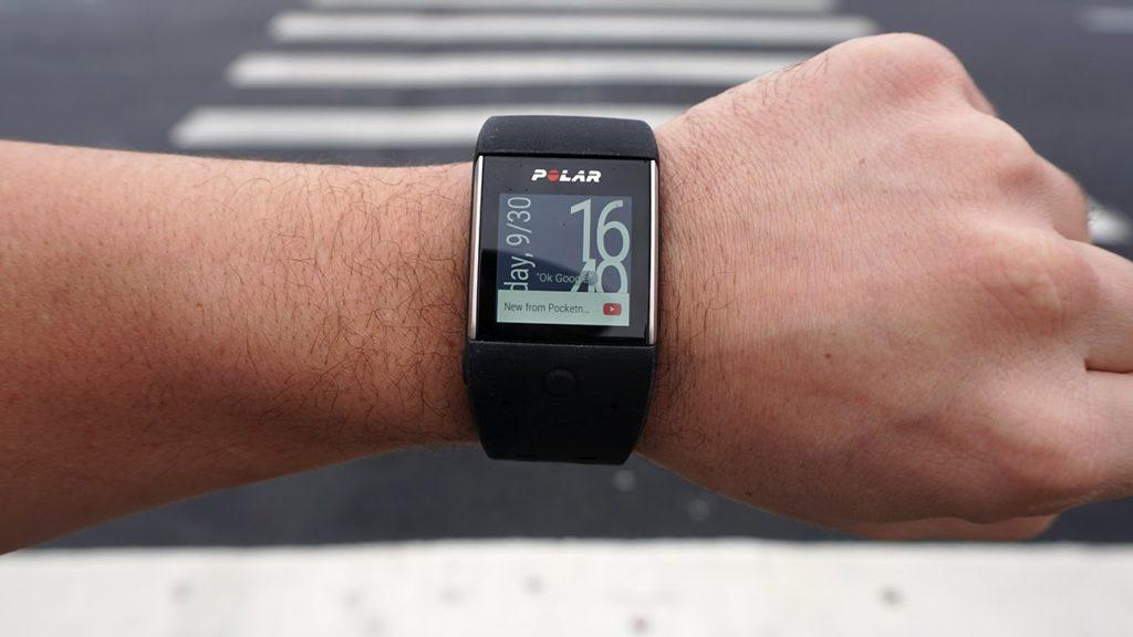 3667 Polar M600 First Look: Serious Fitness meets Android Wear