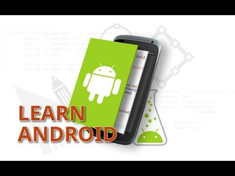 3706 Android Studio Tutorial For Beginners - How To Build an Android App