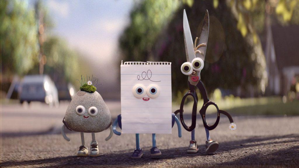 3746 Android: Rock, Paper, Scissors