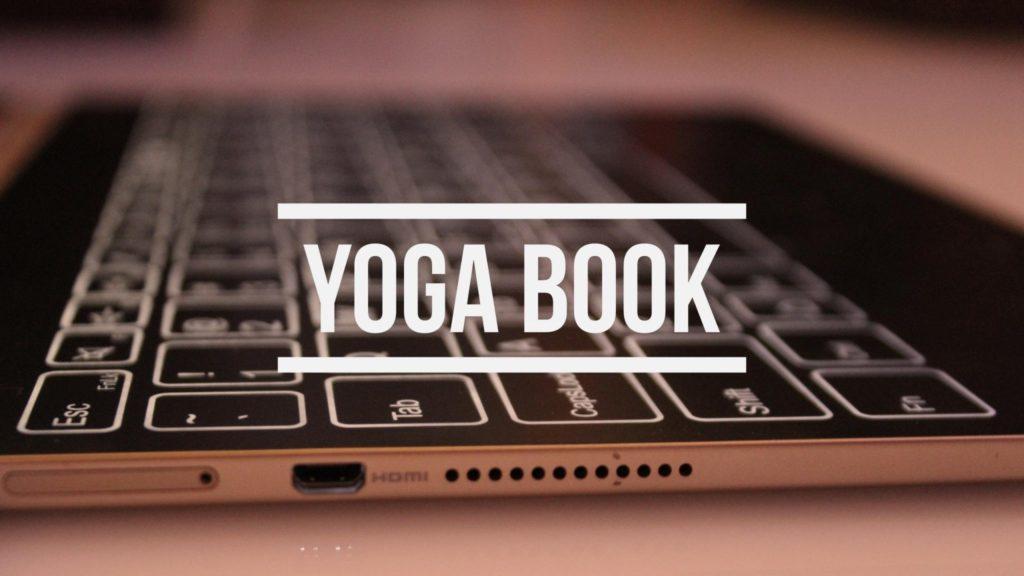 3838 Lenovo Yoga Book Windows & Android: anteprima IFA 2016