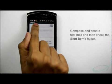 4053 Set up Email on your Android Phone