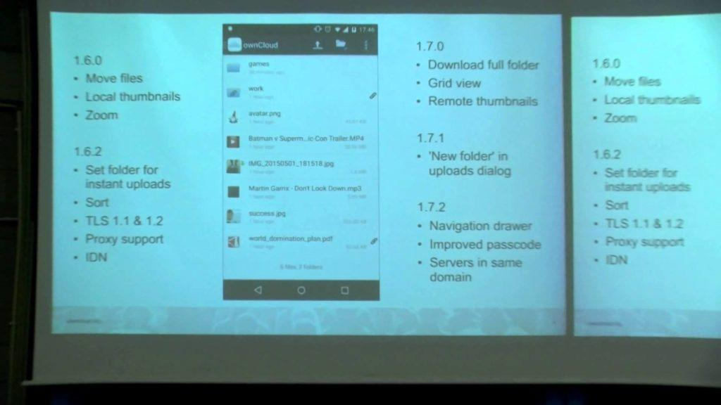 4073 David A.  Velasco - The ownCloud app for Android