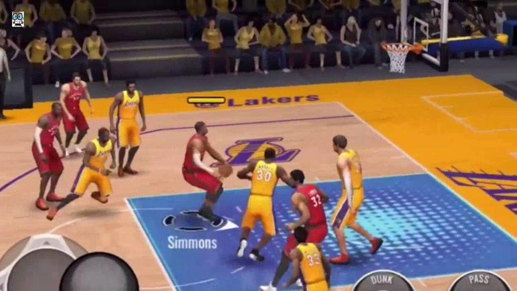 4075 MASTER BEN SIMMONS REVIEW - NBA LIVE MOBILE