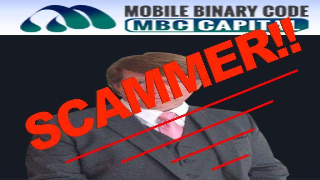 4172 Mobile Binary Code (MBC) Software App - Illegal SCAM Business!?