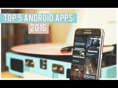 4188 Top 5 Android Apps 2016