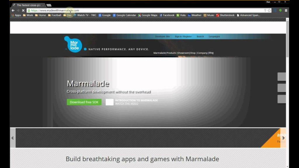 4230 Tutorial 1: Setup for Android App / Game Development in C++