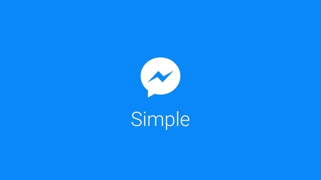 Messenger Lite from Facebook for Android