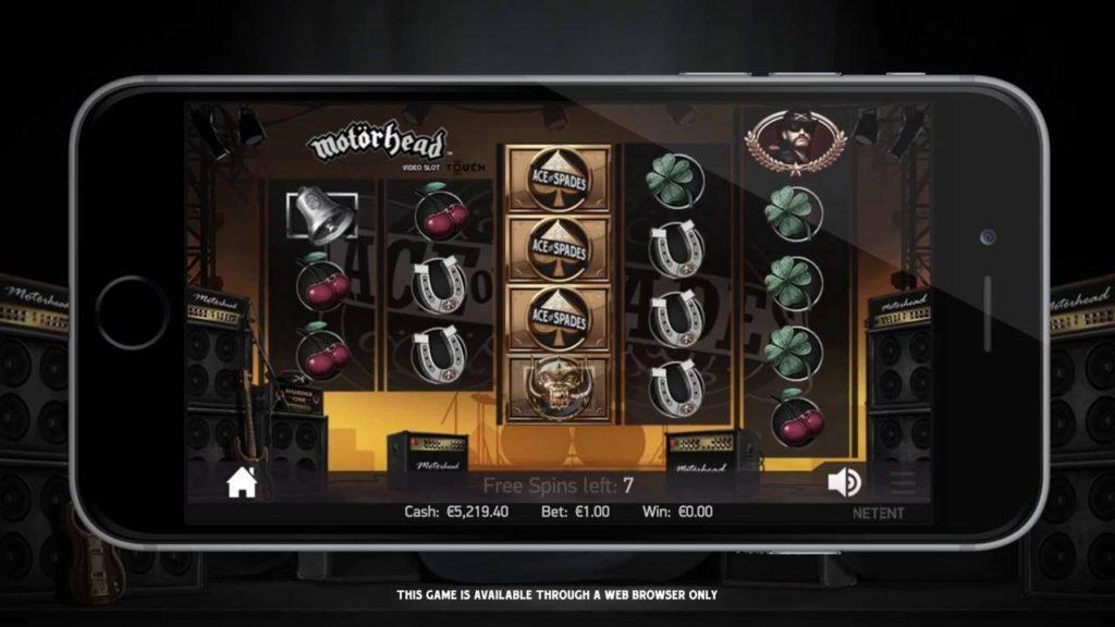 4269 Motorhead Slot Review: Big Wins, Jackpots, Bonus Rounds