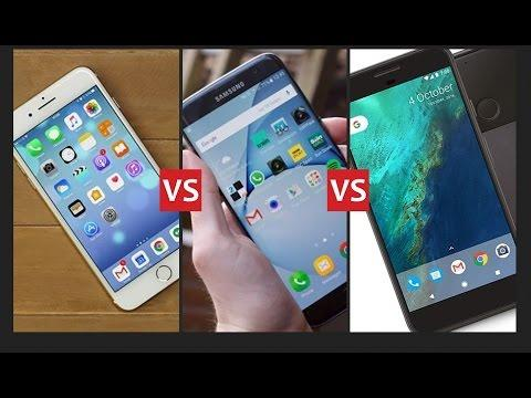 4299 Honest Review  Google Pixel Phone vs Apple iPhone 7