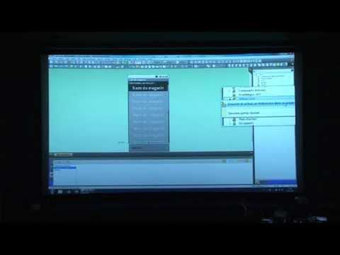 4310 Accéder à une base distante depuis un terminal Android