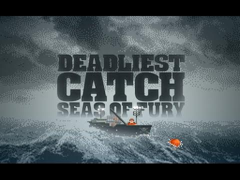 4327 DEADLIEST CATCH SEAS OF FURY | iOS / Android Gameplay Trailer HD