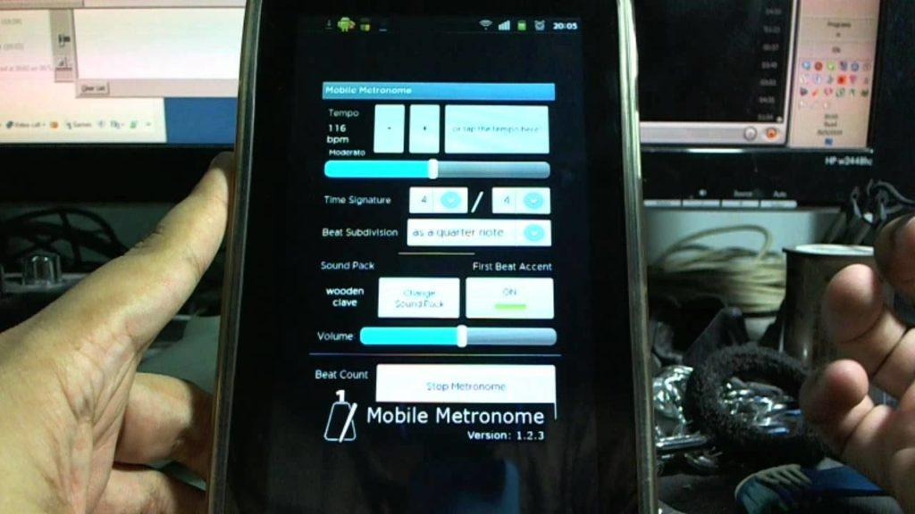 4338 Android App: Mobile Metronome [Mini Review] [HD]