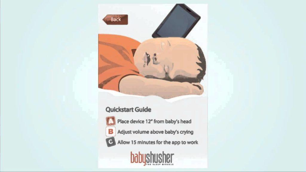 4400 TimeDog.com Tech & Mobile App Review - Baby Shusher